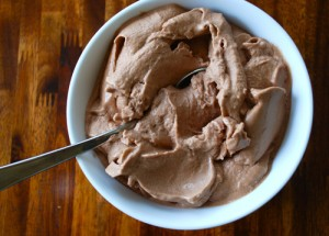 Whey Protein Ice Cream