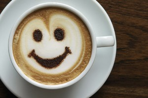 Whey Protein in Coffee