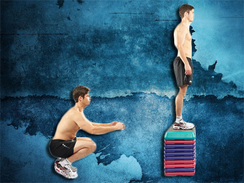 Box Jumps Instructions
